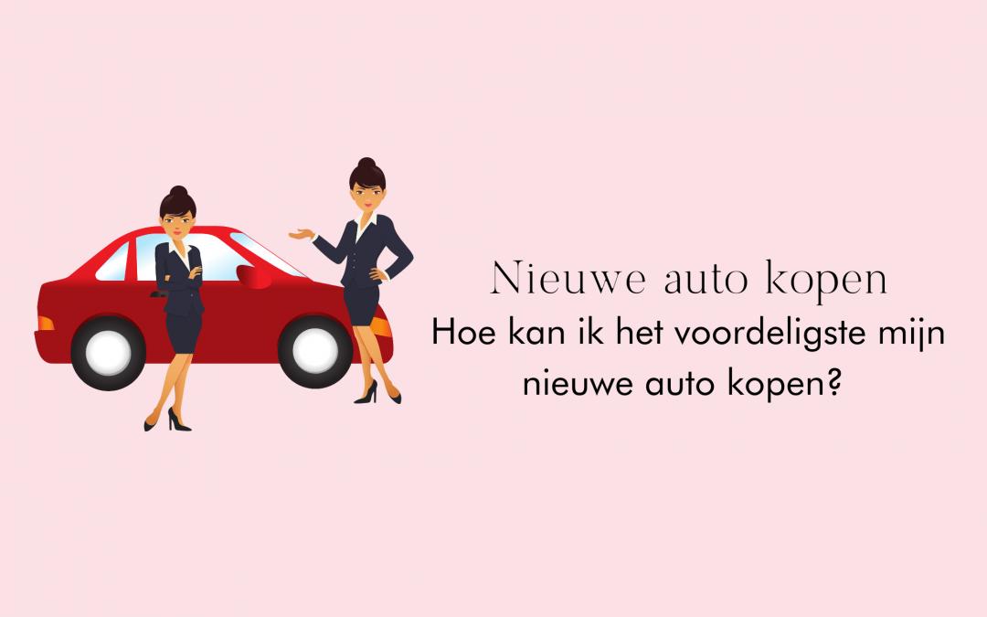Wat kies je: auto van de zaak of privé?